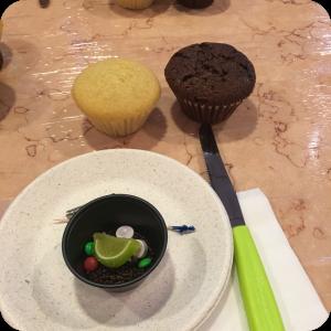 Cupcake Before